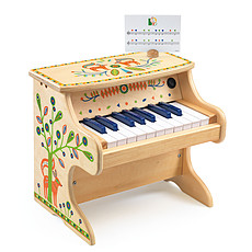 Achat Mes premiers jouets Piano Electronique Animambo