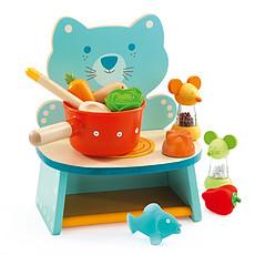 Achat Mes premiers jouets La Cuisinière de Félix