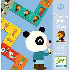 Achat Mes premiers jouets Domino Géant - Les Amis