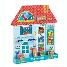 Achat Mes premiers jouets Eduludo - Ma Journée Maison