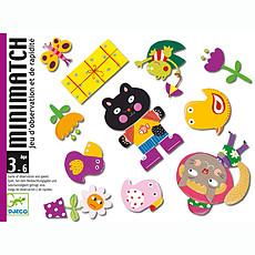 Achat Mes premiers jouets Jeux de Cartes - MiniMatch