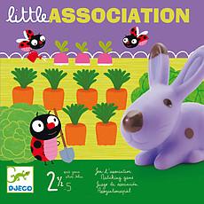 Achat Mes premiers jouets Little Association
