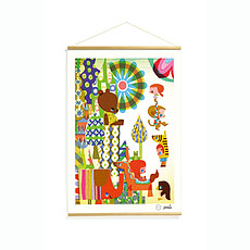 Achat Objet décoration Colored Story Kakemonos