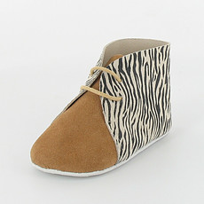 Achat Chaussons & Chaussures Boots DANDY - Zebre / Camel