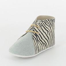 Achat Chaussures Boots DANDY - Zebre / Bleu