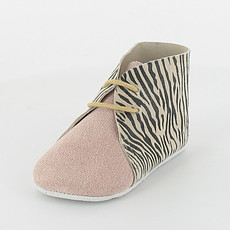 Achat Chaussures Boots DANDY - Zebre / Rose