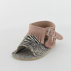 Achat Chaussures Sandales CLOE - Rose / Zèbre
