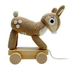 Achat Mes premiers jouets Biche à Tirer en Crochet