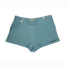 Achat Vêtement layette MiniShort - Bleu Horizon