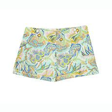 Achat Bas bébé MiniShort - Paisley Corals