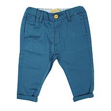Achat Vêtement layette Pantalon Chino - Marine