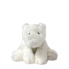 Achat Peluche Peluche Ours Luxe Ivy