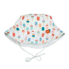 Achat Accessoires bébé Chapeau Anti-UV Réversible - Glace - 18/36 mois
