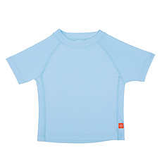 Achat Vêtement layette T-Shirt de Bain Manches Courtes - Bleu Clair