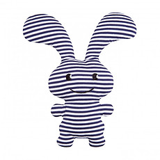 Achat Hochet Funny Bunny Doudou Hochet Marinière 24 cm
