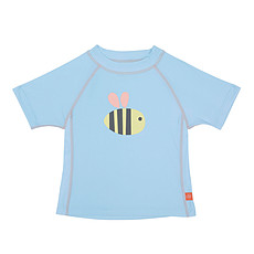 Achat Vêtement layette T-Shirt de Bain Manches Courtes - Abeille