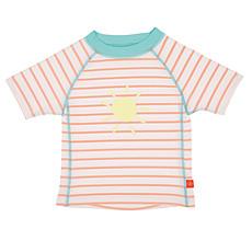 Achat Vêtement layette T-Shirt de Bain Manches Courtes - Marin Pêche