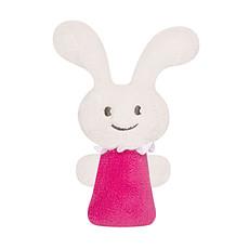 Achat Hochet Hochet Pouet Pouet Funny Bunny Fuchsia 12 cm