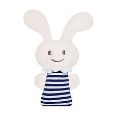 Achat Hochet Hochet Pouet Pouet Funny Bunny Marinière 12 cm