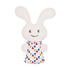 """Achat Hochet Hochet Pouet Pouet Funny Bunny """"T"""" Multicolore 12 cm"""