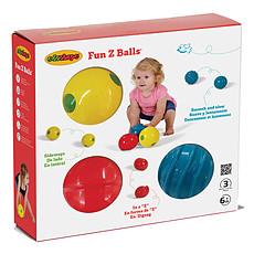 Achat Mes premiers jouets Kit 3 Balles Rigolotes