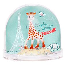 Achat Objet décoration Boule à Neige Sophie la Girafe Paris