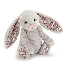 Achat Peluche Peluche Lapin Blossom Silver Bunny 31 cm