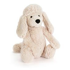 Achat Peluche Peluche Bashful Poodle Pup - 31 cm