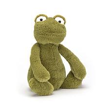 Achat Peluche Peluche Bashful Frog - 31 cm