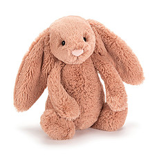 Achat Peluche Peluche Bashful Apricot Bunny - 31 cm