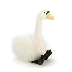 Achat Peluche Peluche Solange Swan - 42 cm