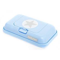 Achat Produits de soin Boîte Lingettes Nomade Bleu Etoile Argent