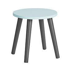Achat Table & Chaise Tabouret Enfant - Bleu / Gris