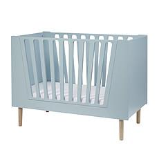 Achat Lit bébé Lit Bébé Évolutif - 60 x 120 cm - Bleu