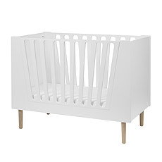 Achat Lit bébé Lit Bébé Évolutif - 60 x 120 cm - Blanc