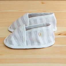 Achat Chaussons & Chaussures Espadrilles Leon - Grey Chalk - 9 mois