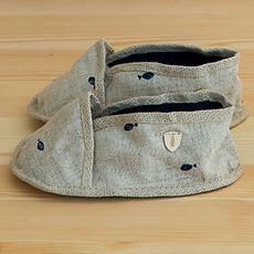 Achat Chaussons & Chaussures Espadrilles Leon - Naturel - 3 mois