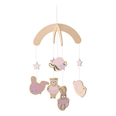 Achat Mobile Mobile Animaux - Rose