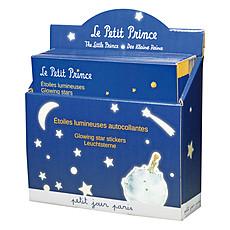 "Achat Sticker Etoiles Lumineuses ""Le Petit Prince"""