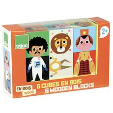 Achat Mes premiers jouets Cubes rigolos par Ingela P. Arrhenius