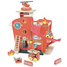 Achat Mes premiers jouets Caserne de Pompiers Vilacity