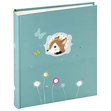 """Achat Album naissance Album Photo Enfant 60 Pages """"Foxy"""" - Bleu"""