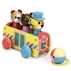 Achat Mes premiers jouets Bus à traîner par Ingela P. Arrhenius