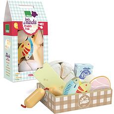 Achat Mes premiers jouets Jour de Marché Set de Produits Frais