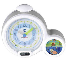Achat Réveil Kid'Sleep Clock Blanc - Mon premier réveil