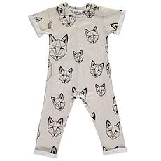 "Achat Robe & combinaison Combinaison ""Just Call Me Fox"" - Beige"