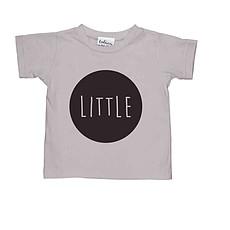"""Achat Haut bébé Tee-Shirt """"Little"""" - Beige"""