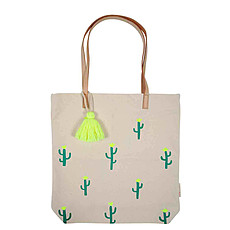 Achat Bagagerie enfant Tote Bag Cactus