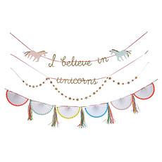 Achat Anniversaire Guirlande Licorne