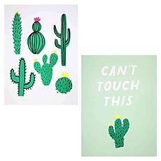 Achat Objet décoration Affiches Cactus